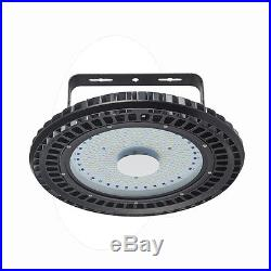 8X 250W UFO LED High Bay Light Gym Factory Warehouse Industrial Shed Lighting
