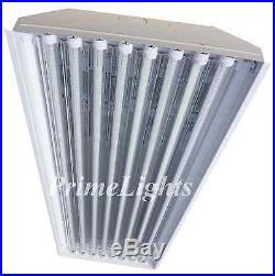 8 Lamp T8 LED High Bay 176Watt Warehouse, Shop, BRIGHT, Commercial Light NEW