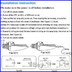 8-Pack 115w LED Retrofit Lamp E39 Base Replace LED Parking Lot Light/ Wallpack