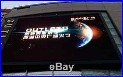 8'x10' Outdoor LED Sign Billboard Display RGB Advertising Huge 8x10 Feet
