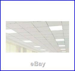 8pk 5000K 2x2ft UL 50w DLC4.2 Drop Ceiling LED Panel Light for Office Warehouse