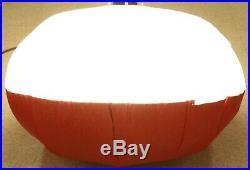 AIRSTAR Sirocco Balloon Temporary Job Site Light 120V 60Hz 2x 1000 W with Case