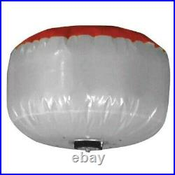 AIRSTAR Sirocco LED Balloon Light Temporary Job Site 120V 2000 W with Case NEW