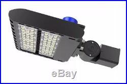 Adiding LED Parking Lot Light 3-Type Mounts 200W Street Area Light Lumileds SMD