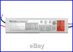 Allanson Sign Ballast EESB-832-16L T8 T12 120V 8'-32' FT Feet 1-6 Lamps 11118