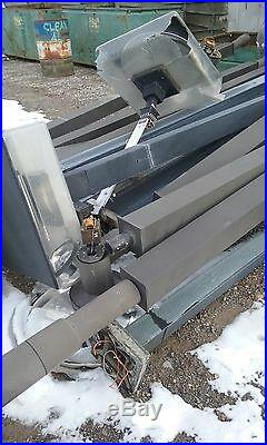Aluminum Parking Lot Light Poles