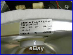 American Electric Lighting Roadway 115 Cobrahead Street Lamp 115V 250W HPS