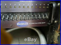 Applied Electronics SA 12/ 2400 Bravo Series Rack mount dimmer
