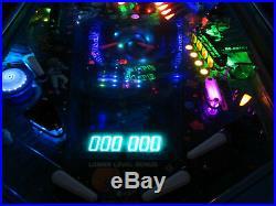 BLACK HOLE Complete LED Lighting Kit custom SUPER BRIGHT PINBALL LED KIT