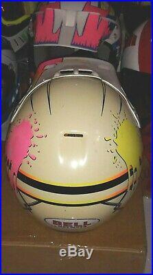 Bell Moto 6 Fast Boyz helmet (L)