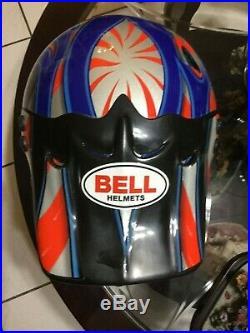 Bell moto 7 Jeremy Mcgrath (L)