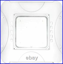 Big 240W LED Canopy Light Drop Lens Gas Station 31200 lumens UL / DLC Listed