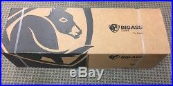 Bigass Light BAS-HPF1 Ceiling Light Fixture LED Wide Lens Heavy Duty Light