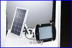Bizlander 300LED Solar Flood Light for Commercial Industrial Sign Billboard Farm