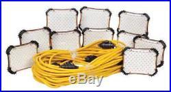 CEP 2500 Lumens, LED Yellow Temporary String Light CEP 97132