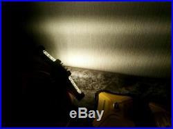 CEP 97132 120VAC 10 Lamp Head 100 Ft L LED Temporary Job Site Light Stringer
