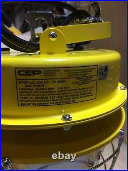 CEP Construction Electrical Products 120 W Led Temp Light CL120LED