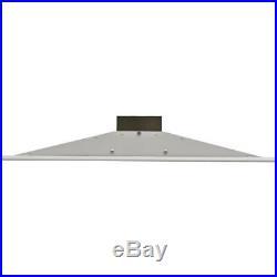 CREE ZR22-32L-40K-10V LED Recessed Troffer, 4000K, 35W, 120-277V