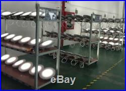 CUL DLC 320W commercial LED UFO high bay warehouse gym 1000W halogen replacement