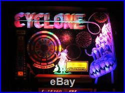 CYCLONE Complete LED Lighting Kit custom SUPER BRIGHT PINBALL LED KIT