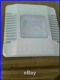 Canopy 150W LED Drop Lens Gas Station Warehouse Highbay 5000K UL10yr US SELLER