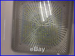 Canopy 150W LED Lights Drop Lens Gas Station Now in BIGGER drop lens UL, DLC
