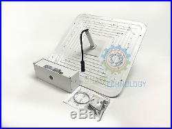 Canopy BIG 180W 5700K LED Light Drop Lens Gas Station 23400 lumn UL/DLC Listed