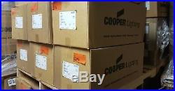 Cobra Head Street Pole Light Cooper Lighting Roadway Lamp Fixture New In Box #