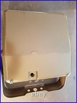 Commercial Flood Lamp GE PF1S 400 WATT Metal Halide PowerFlood Light Fixture