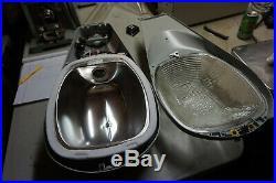 Cooper Lighting OVZ 70 Watt Mercury Vapor Cobra Head Street Light with bulb