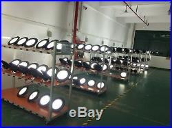 DLC 150W LED UFO High Bay Light IP65 Industrial Workshop Warehouse Lights 5000K