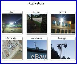 DLC 200W LED Flood Light IP65 Waterproof Outdoor Stadium Sport Field Pole Light