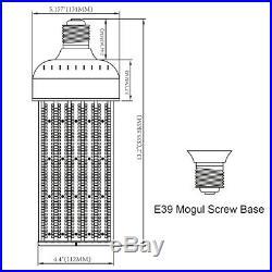 DLC 300W Led Corn Light Bulb Led Bulbs Replacement 1500Watt E39 Mogul Base 5000K