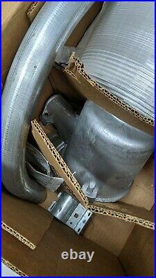 DUSK to DAWN Yard LIGHT 175W 120V Mercury Vapor VINTAGE American Electric NOS