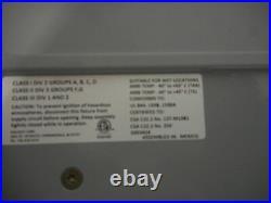 Dialight Safesite Lpd3c4m2p 4' Led Explosion Proof Light Fixture 66 Watt