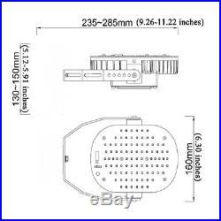 E39 120W LED Retrofit Kit Replace 200-250W MH/HPS Wallpack Street Shoebox Light