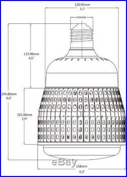 E39 Mogul Socket 120Watt LED High Bay Light Replace 400W High Pressure Sodium UL