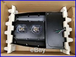 Eaton Lumark Prevail Outdoor LED Flood Area Parking Light PRV-A40-D-UNV-T4-SA-BK