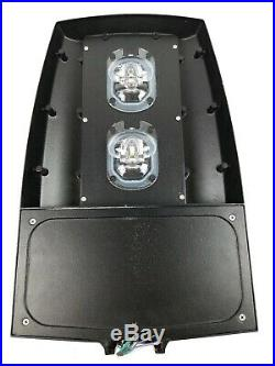 Eaton PRV-A40-D-480-T3-SA-BK Prevail LED Pole Area Light (pole not included)