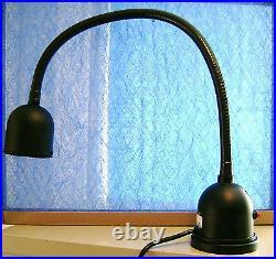 Electrix 7905 LED Task Lamp 7W 120V Magnetic Base 25 Flexible Neck Work Light