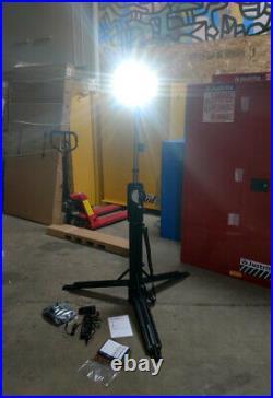 FOXFURY 200-900 LED Black Remote Area Lighting System