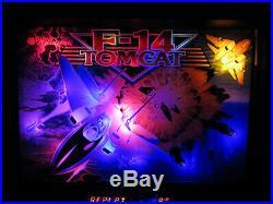 F-14 TOMCAT Complete LED Lighting Kit SUPER BRIGHT PINBALL LED KIT