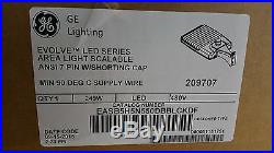 GE Evolve LED Scalable Area Light 480V 249W