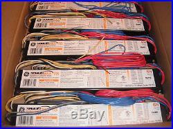 Ge 71731 Ge632max-h90-v60 5 Or 6 Lamp T8 DIM Ballast Lot Of 10