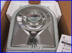 Ge Evolve Luminaire Led Series (r150) Roadway Medium, 80w, Gray, Ermc0a443a2gray