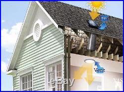Home Skylight Dome Sunlight Roof Window Flat Tube Vented Acrylic SkyLite Sunroof
