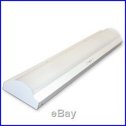 Howard Lighting 2566 Lumens 24 LED Stairwell Fixture Ultrasonic Motion 30W Light
