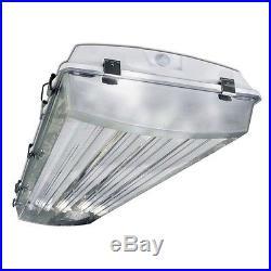 Howard Lighting Vaporproof Highbay Fluorescent Fixture 6-Lamp F32T8 High Light