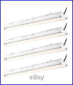 Hyperikon LED Vapor Proof Light, 5000K Frosted, Waterproof, Shop and Garage