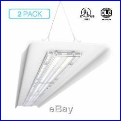 Hyperlite LED Linear High Bay Shop Light Fixture 100/150/200/240W 5000K 2-pack